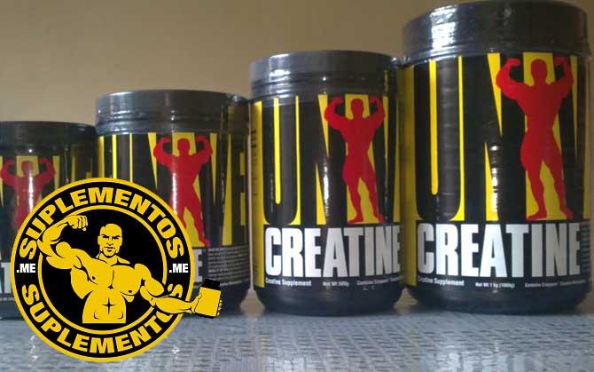 Creatina Universal Aumenta Massa Muscular
