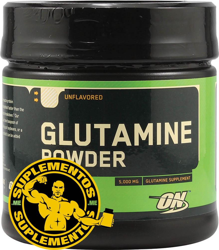Glutamina para ganhar massa muscular