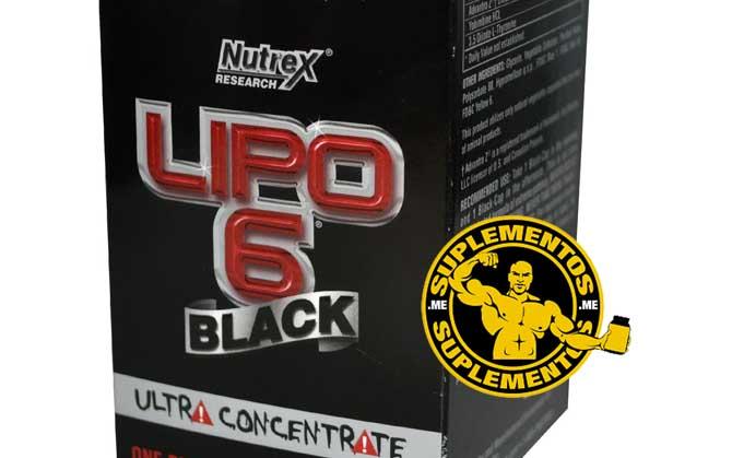 Lipo 6 Black faz Emagrecer