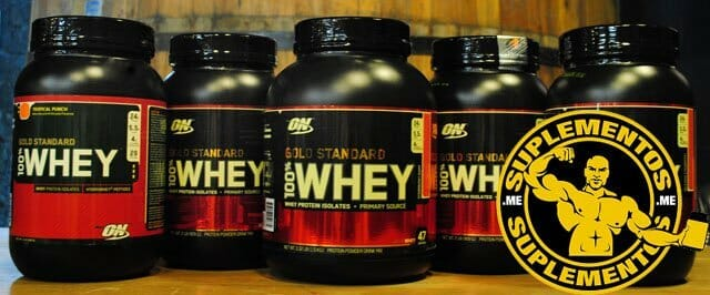 Whey Protein da Optimum