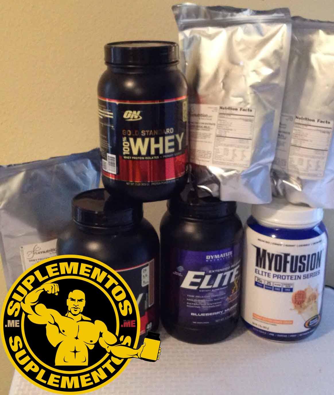 Whey Protein para aumentar a massa muscular