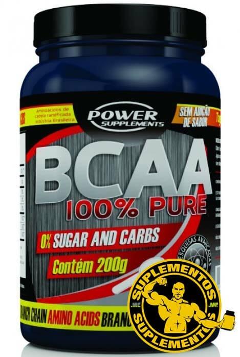 BCAA para ganhar massa muscular e melhorar a recuperação