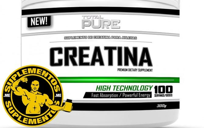 Creatina Total Pure