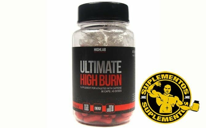 Termogênico Ultimate High Burn - Highlab Nutrition home