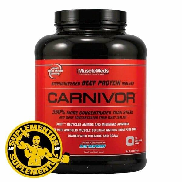 Carnivor - Musclemeds - Proteína da Carne