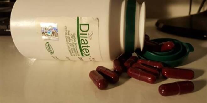 Dilatex - Efeitos e benefícios