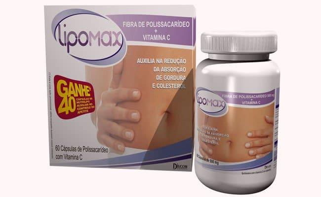 Lipomax Funciona para Emagrecer e Perder Peso