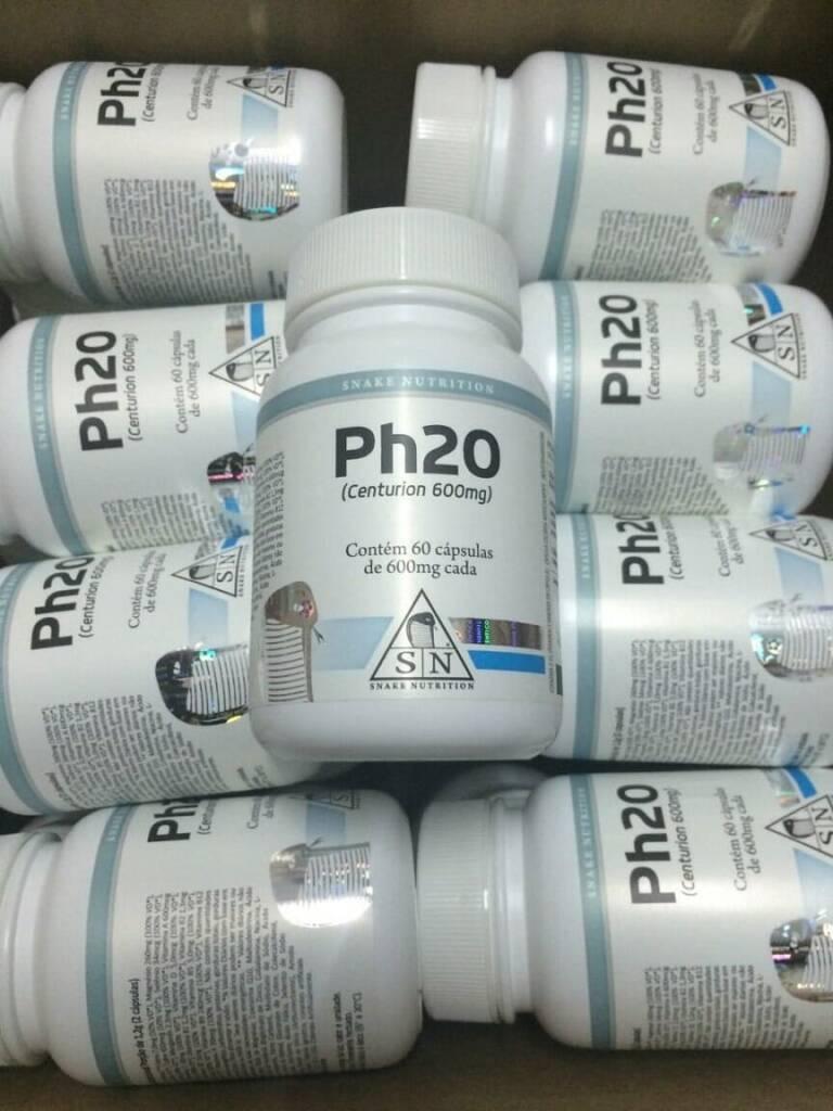 Ph20 funciona para ganhar massa