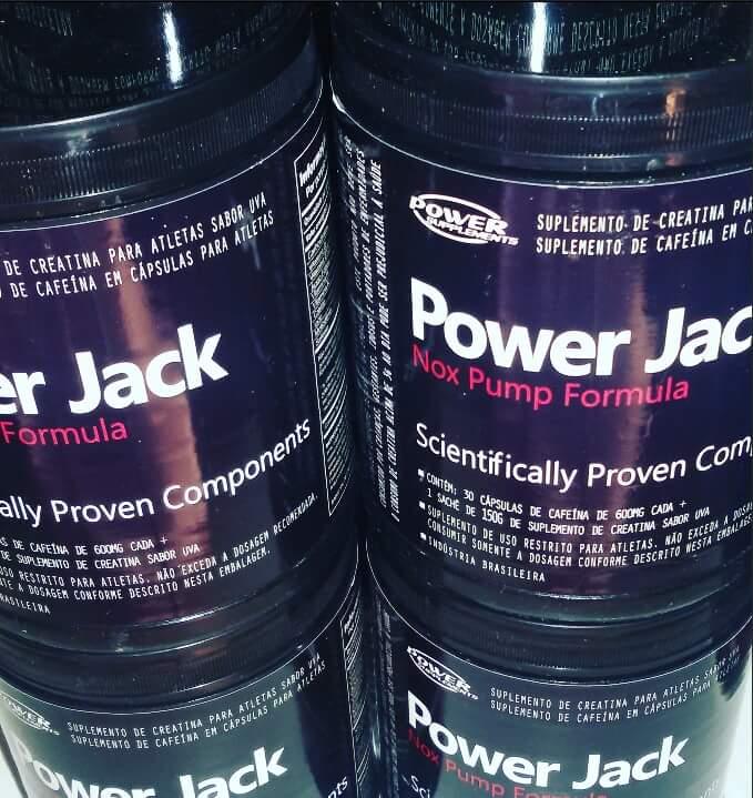 Power Jack Nox Pump Formula