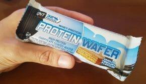 Protein Wafer - Barrinha proteica da QNT