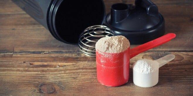 Tomar BCAA com whey protein para emagrecer e ganhar músculos