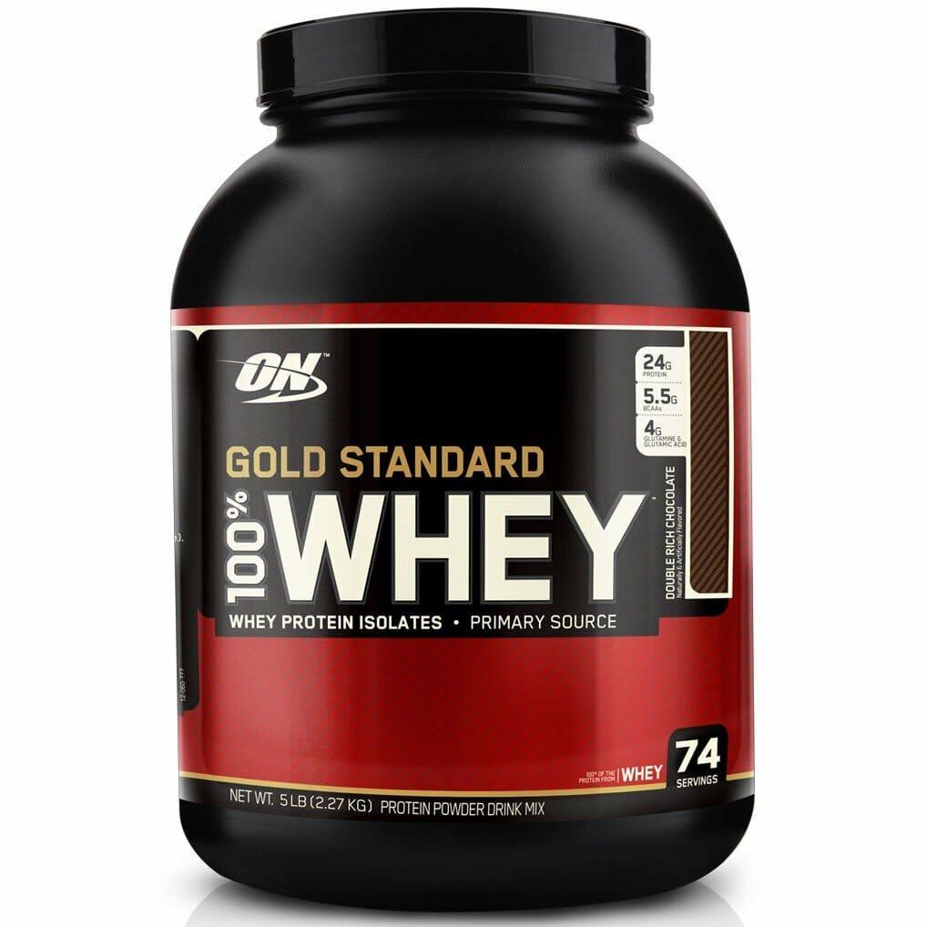 Melhor Whey Protein para comprar em 2017 - Whey protein Optimum