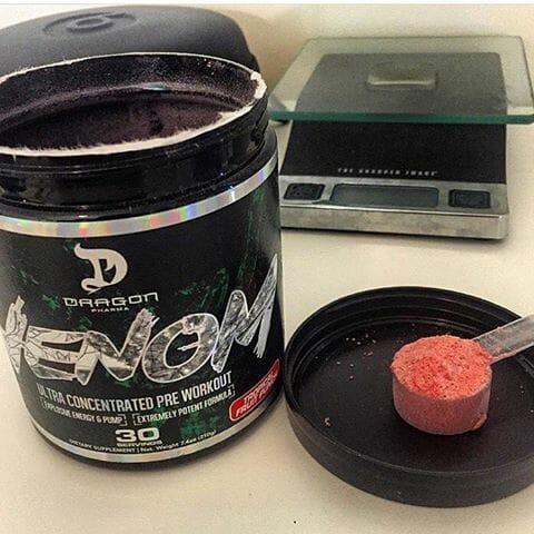 Venom Dragon Pharma Review