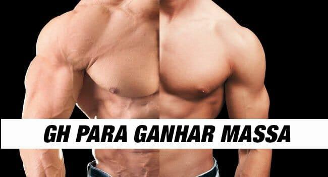 GH para Ganhar Massa e Reduzir Gordura