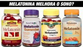 Melatonina funciona para melhorar o sono