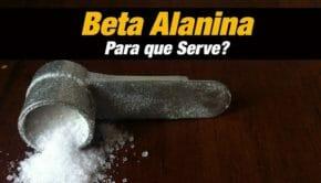 Beta Alanina é bom