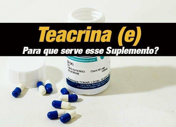 Teacrine funciona como termogenico