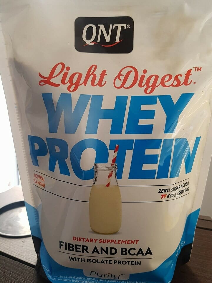 Light Digest Whey Protein sem sabor