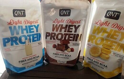 Whey Protein Light Digest QNT