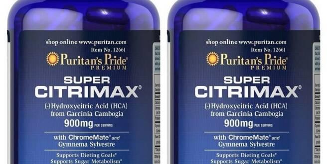 Citrimax para que Serve, Funciona, Benefícios, Como Tomar, Preço e Onde Comprar