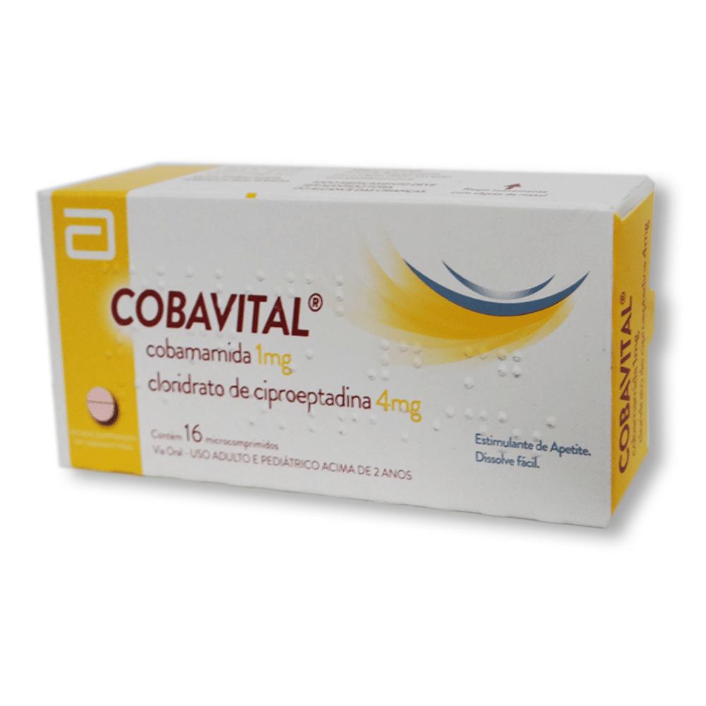 Cobavital e complexo B