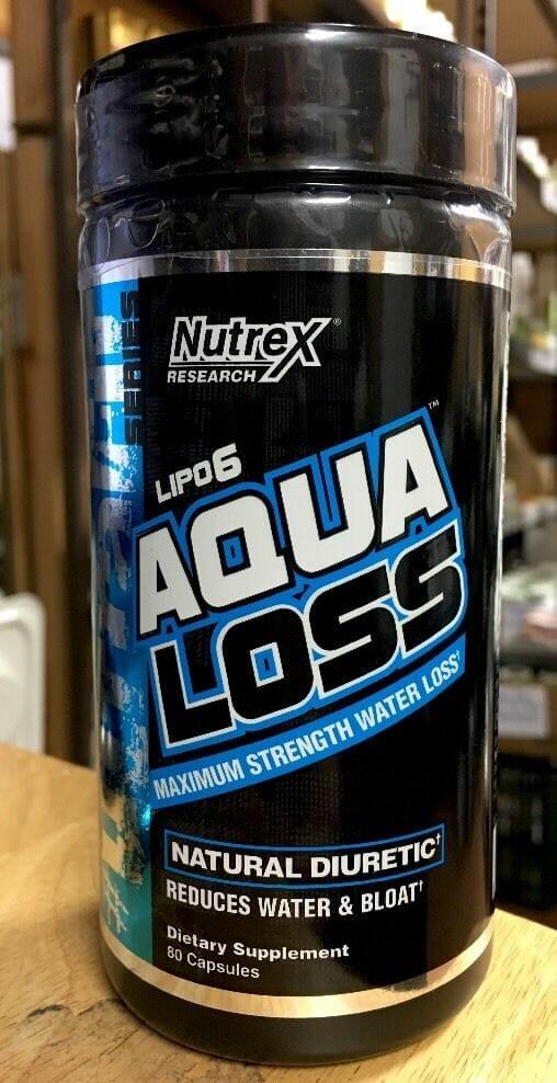 Lipo 6 Aqua Suplemento termogênico