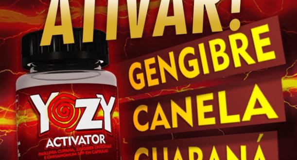 Yozy Activator funciona para emagrecer e queimar gordura