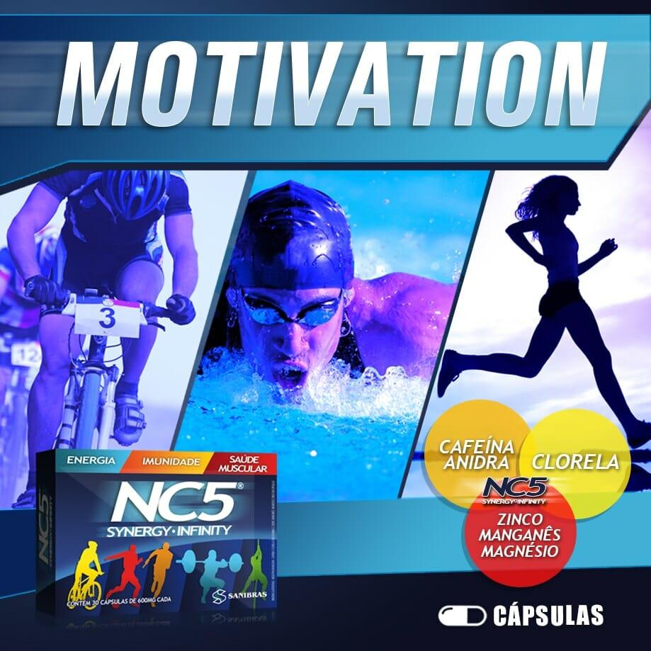 NC5 – Synergy Infinity é bom