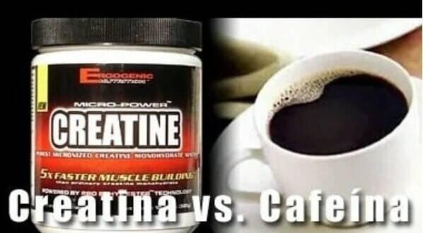 Cafeína realmente corta o efeito da Creatina