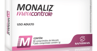 Monaliz é um bom inibidor de apetite