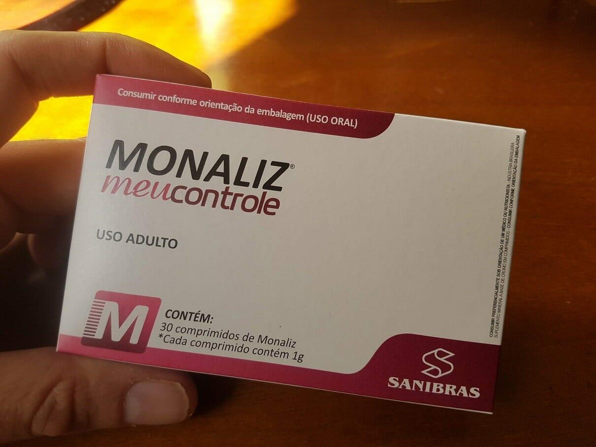 Monaliz Meu Controle é bom