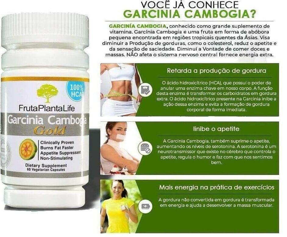 Garcinia Cambogia emagrece