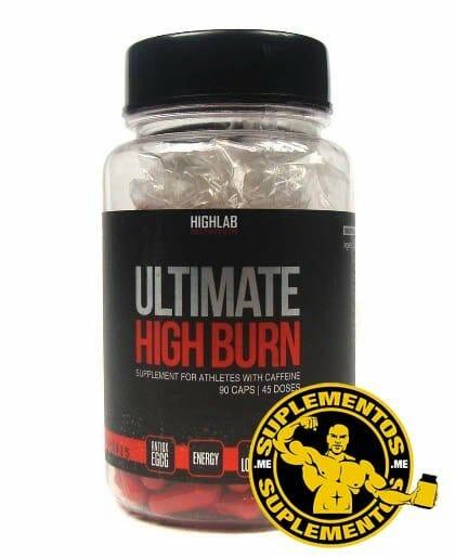 Ultimate High Burn - Highlab Nutrition