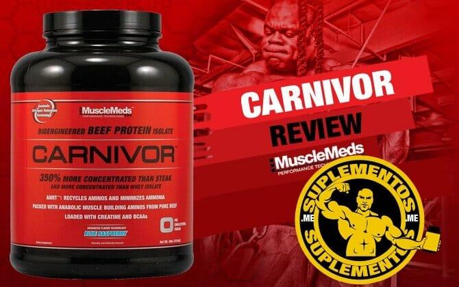 Carnivor - Musclemeds