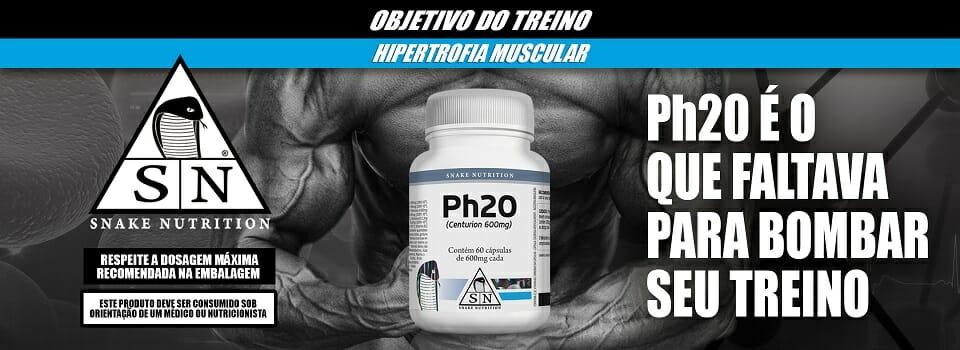 ph20 para ganhar massa muscular