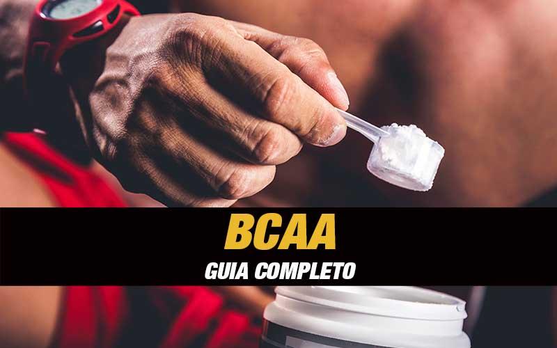 BCAA é bom para ganhar massa