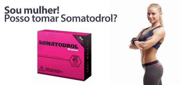 Somatodrol Woman bula