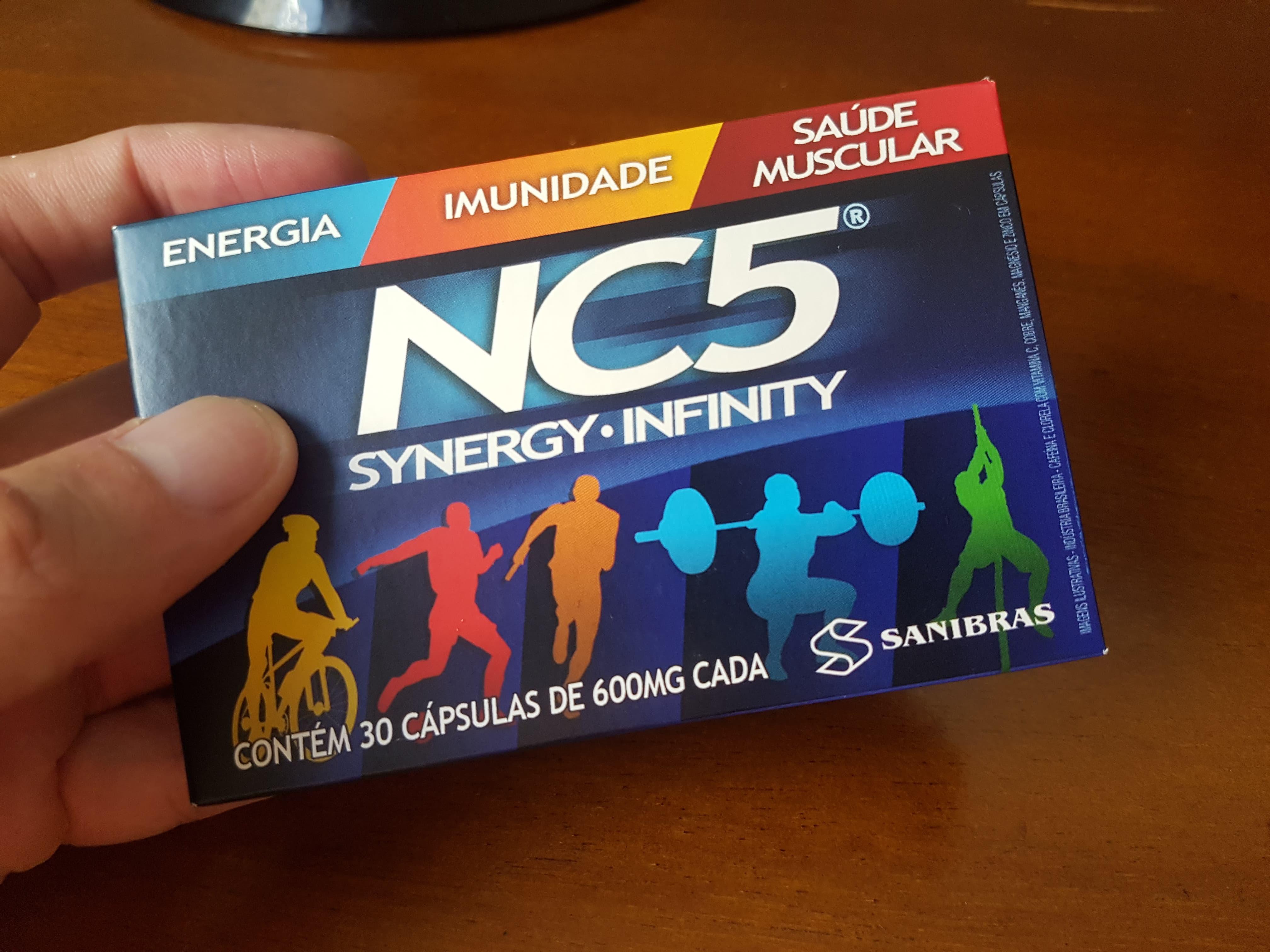 NC5 Synergy infinity funciona mesmo