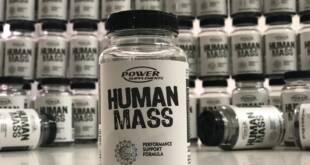 Human Mass é bom para ganhar massa muscular