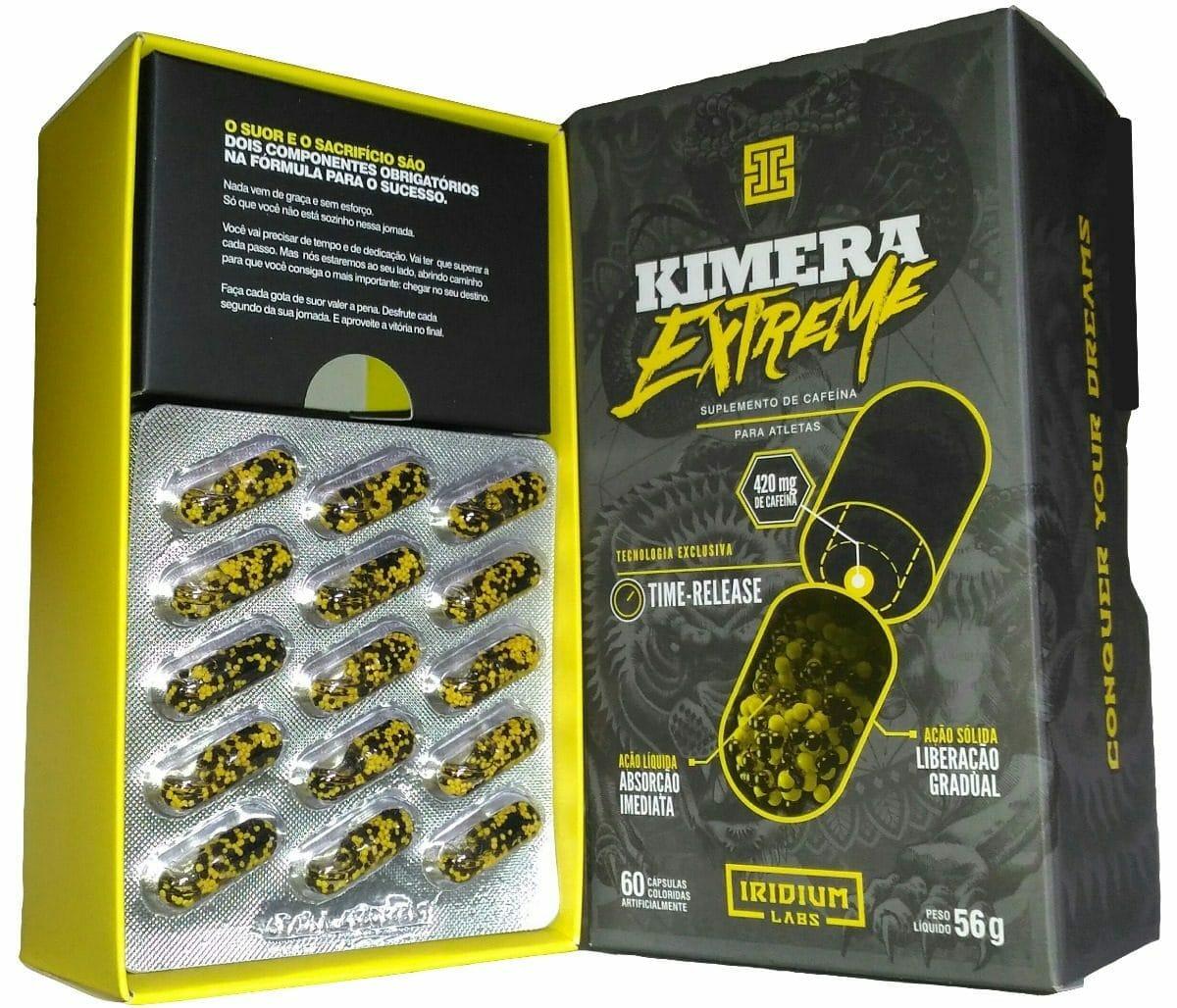 Kimera Extreme é bom