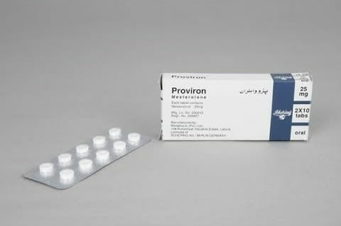 Comprar Proviron TPC