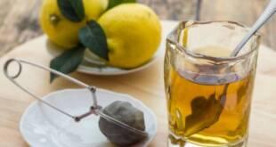 Chás para Desinchar o Corpo
